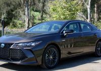 2016 toyota Avalon Unique 2019 Lexus Es Versus 2019 toyota Avalon which is Better