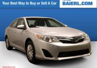 2016 toyota Camry Beautiful Pre Owned toyota Camry Express