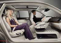 2016 Volvo Xc90 Inspirational Volvo Kills the Passenger Seat to Make Room for Baby