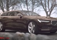 2016 Volvo Xc90 New 2014 Volvo P1800 Xc Estate Concept