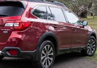 2016 Wrx Lovely 2016 Subaru Outback 2 0d Premium Review