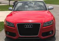 2017 Audi Q7 Luxury Audi S5 2010 for Sale Exterior Color Red