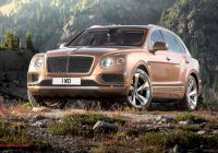 2017 Bentley Bentayga Awesome Bentley Suv 7 Seater