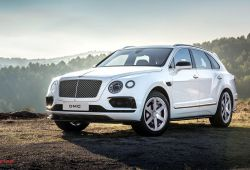 Elegant 2017 Bentley Bentayga