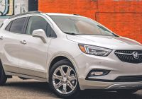 2017 Buick Encore Best Of 2018 Buick Encore Review A Plush Sub Pact Crossover