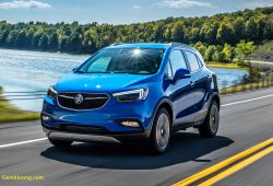 Fresh 2017 Buick Encore