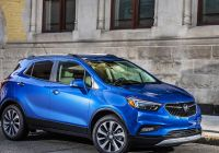 2017 Buick Encore Luxury 2020 Buick Encore Review Pricing and Specs