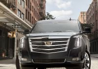 2017 Cadillac Escalade Awesome Ten Facts that Distinguish the Escalade S Innovative 10
