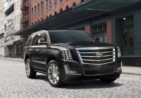 2017 Cadillac Escalade Beautiful Ten Facts that Distinguish the Escalade S Innovative 10