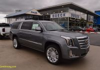 2017 Cadillac Escalade Best Of Car