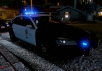 2017 Chevy Impala Awesome Lapd Skin for 2013 Chevy Impala Gta5 Mods