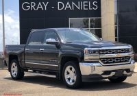 2017 Chevy Silverado Z71 Beautiful Used 2017 Chevrolet Silverado 1500 for Sale at Gray Daniels
