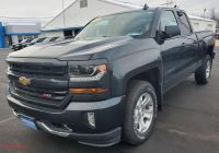 2017 Chevy Silverado Z71 Inspirational Shawano Used Chevrolet Silverado 1500 Vehicles for Sale