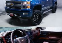 2017 Chevy Silverado Z71 Unique Custom Lifted 2015 Chevrolet Silverado 1500 Highcountry