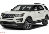 2017 ford Explorer Sport Awesome 2017 ford Explorer Platinum 4dr 4×4 Pricing and Options