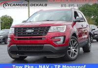 2017 ford Explorer Sport Awesome Pre Owned 2017 ford Explorer Sport with Navigation & 4wd