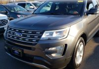 2017 ford Explorer Sport Awesome Used 2016 ford Explorer for Sale Ambler Pa