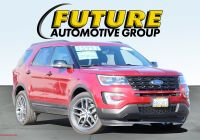 2017 ford Explorer Sport Beautiful Pre Owned 2017 ford Explorer Sport with Navigation & 4wd