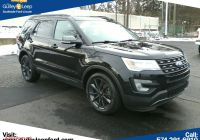 2017 ford Explorer Sport Luxury Certified Pre Owned 2017 ford Explorer Xlt 4wd