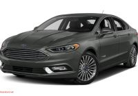 2017 ford Fusion Hybrid Inspirational 2017 ford Fusion Hybrid Titanium 4dr Front Wheel Drive Sedan