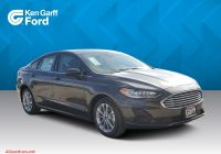 2017 ford Fusion Hybrid Inspirational New 2020 ford Fusion Hybrid Se with Navigation