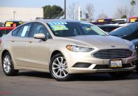 2017 ford Fusion Hybrid Luxury Pre Owned 2017 ford Fusion Se Fwd 4dr Car
