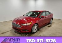 2017 ford Fusion Hybrid Luxury Pre Owned 2017 ford Fusion Se Hybrid Back Up Cam Bluetooth A C