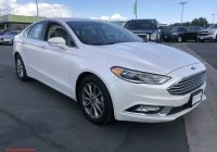2017 ford Fusion Hybrid New Pre Owned 2017 ford Fusion Se 4dr Car In orem N1263