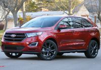 2017 ford Fusion New 2017 ford Edge Sport