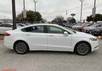 2017 ford Fusion Se Beautiful Certified Pre Owned 2017 ford Fusion Se Fwd Sedan