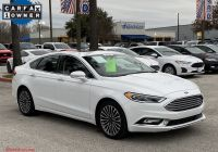 2017 ford Fusion Se Elegant Certified Pre Owned 2017 ford Fusion Se Fwd Sedan
