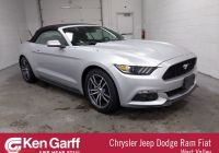 2017 ford Mustang Gt Inspirational Pre Owned 2017 ford Mustang Ecoboost Premium with Navigation