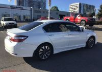 2017 Honda Accord Hybrid Awesome Pre Owned 2017 Honda Accord Hybrid touring with Navigation