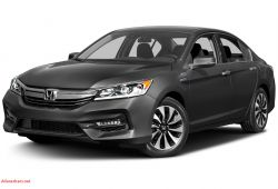 Luxury 2017 Honda Accord Hybrid