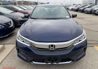2017 Honda Accord Sport Best Of Certified Pre Owned 2017 Honda Accord Sport Se Fwd 4dr Car