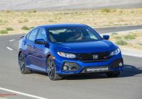 2017 Honda Civic Hatchback Lovely 2017 Honda Civic Review Ratings Specs Prices and S