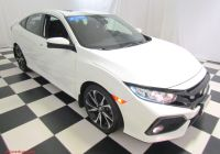 2017 Honda Civic Si Inspirational Pre Owned 2017 Honda Civic Si