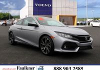 2017 Honda Civic Si Lovely Pre Owned 2017 Honda Civic Coupe Si Fwd 2dr Car