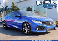 2017 Honda Civic Si New Pre Owned 2018 Honda Civic Si Coupe Fwd 2dr Car