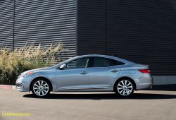Luxury 2017 Hyundai Azera