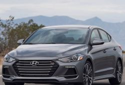 Unique 2017 Hyundai Elantra