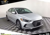 2017 Hyundai Elantra Se Awesome Pre Owned 2017 Hyundai Elantra Se Fwd 4dr Car