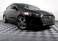 2017 Hyundai Elantra Se Best Of 2017 Hyundai Elantra Limited Fwd 4dr Car