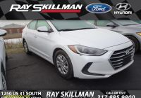 2017 Hyundai Elantra Se Unique Certified Pre Owned 2017 Hyundai Elantra Se Fwd Sedan