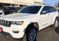 2017 Jeep Grand Cherokee Fresh Used 2017 Jeep Grand Cherokee Limited for Sale