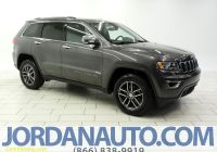 2017 Jeep Grand Cherokee Limited Luxury Pre Owned 2017 Jeep Grand Cherokee Limited with 4wd