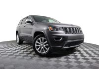 2017 Jeep Grand Cherokee Luxury 2017 Jeep Grand Cherokee Limited with Navigation & 4wd