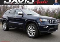 2017 Jeep Grand Cherokee Luxury Certified Pre Owned 2017 Jeep Grand Cherokee Limited with Navigation & 4wd
