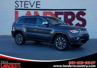 2017 Jeep Grand Cherokee New Pre Owned 2017 Jeep Grand Cherokee Overland 4wd