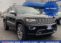2017 Jeep Grand Cherokee Unique Pre Owned 2017 Jeep Grand Cherokee Overland with Navigation & 4wd